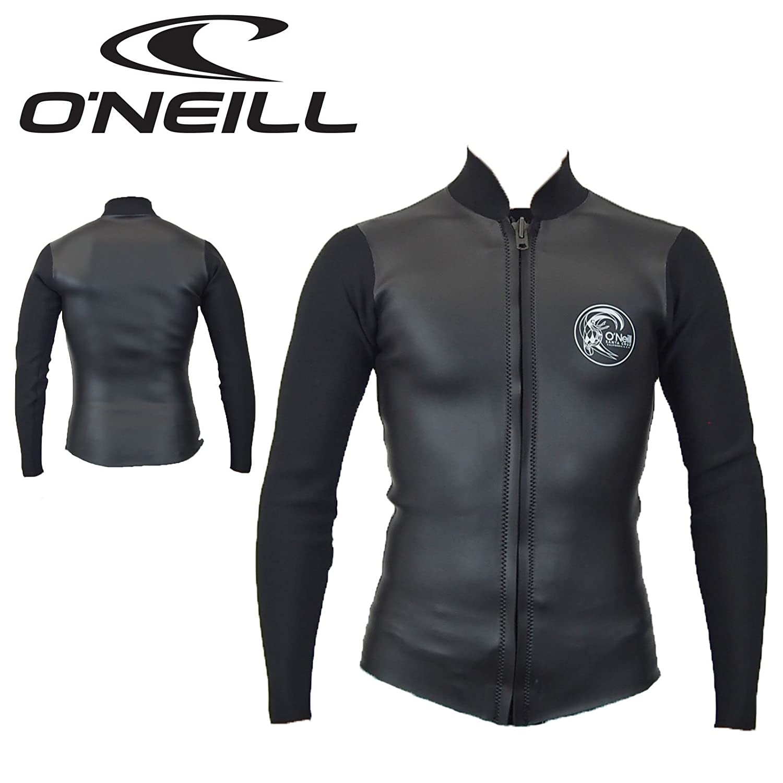 ONEILL(オニール) 長袖フロントジップジャケット WF-2590j