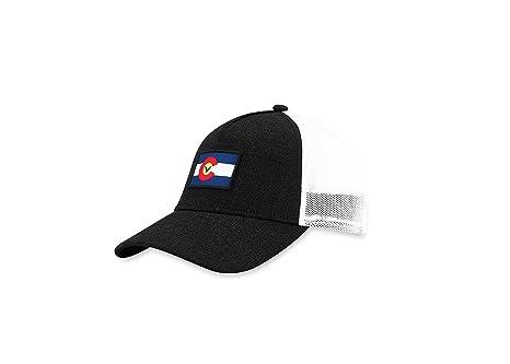 33b175c2b Amazon.com : Callaway Golf 2019 State Trucker Hat, Colorado : Sports ...