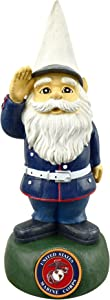 Red Carpet Studios 35163 Military Garden Gnome, Marines