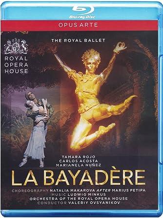 Resultado de imagen de Bayadère. Royal Ballet.