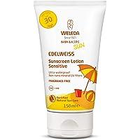 Weleda Edelweiss Zonnelotion Gevoelige Huid SPF30, 150 ml