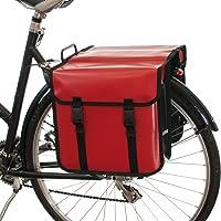60d13374250 Beluko® Waterproof Classic Double Pannier Bag Bicycle Cycle Bike Shopping