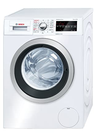Bosch 8 kg/5 kg Washer Dryer (WVG30460IN, White)