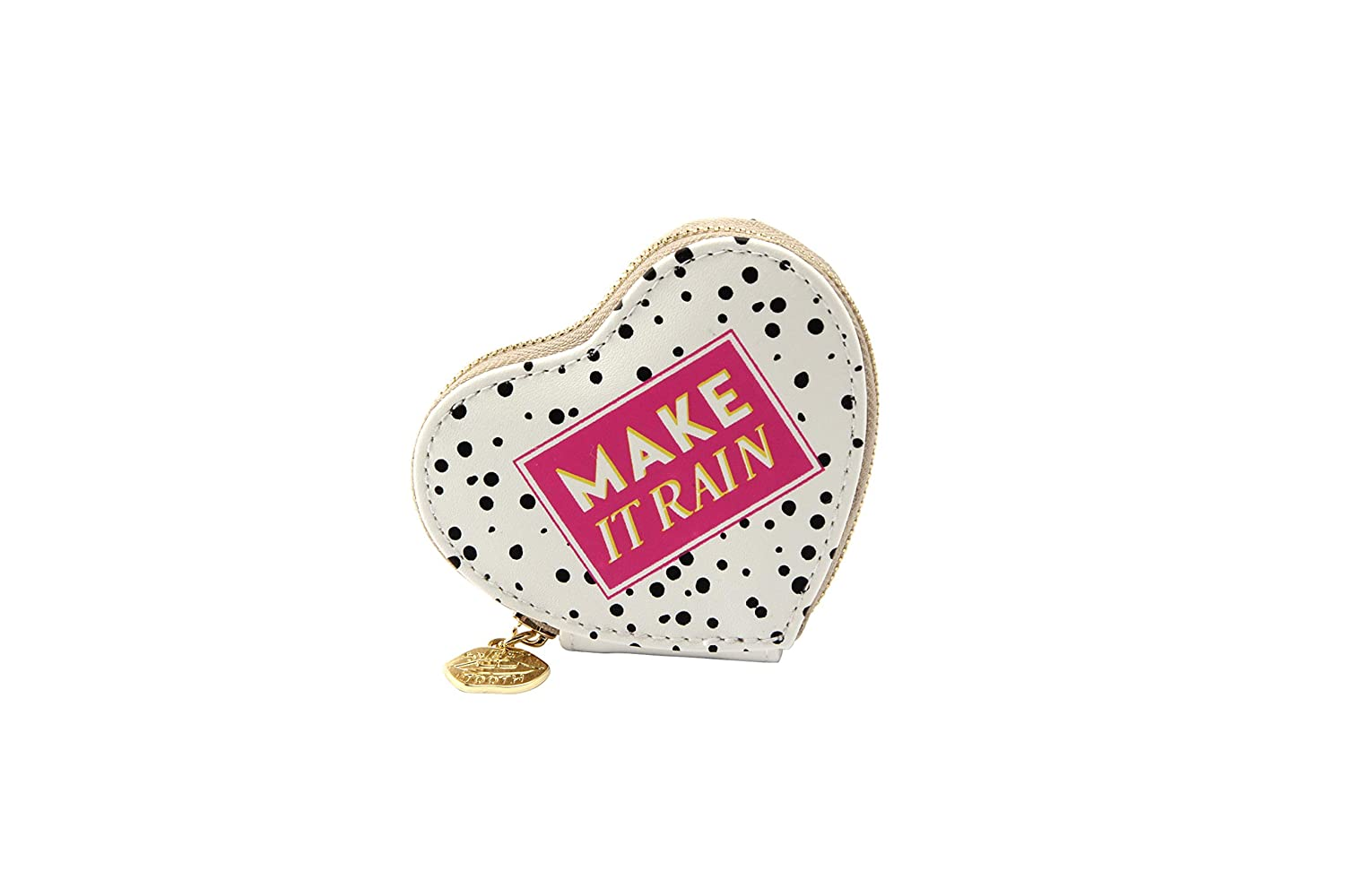 Monedero con Forma de corazón Make It Rain, de CGB Giftwares ...