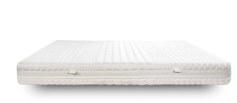 EvergreenWeb colchones & Beds EvergreenWeb - Colchón de Espuma Memory Alto 20 cm Ortopédico y ...
