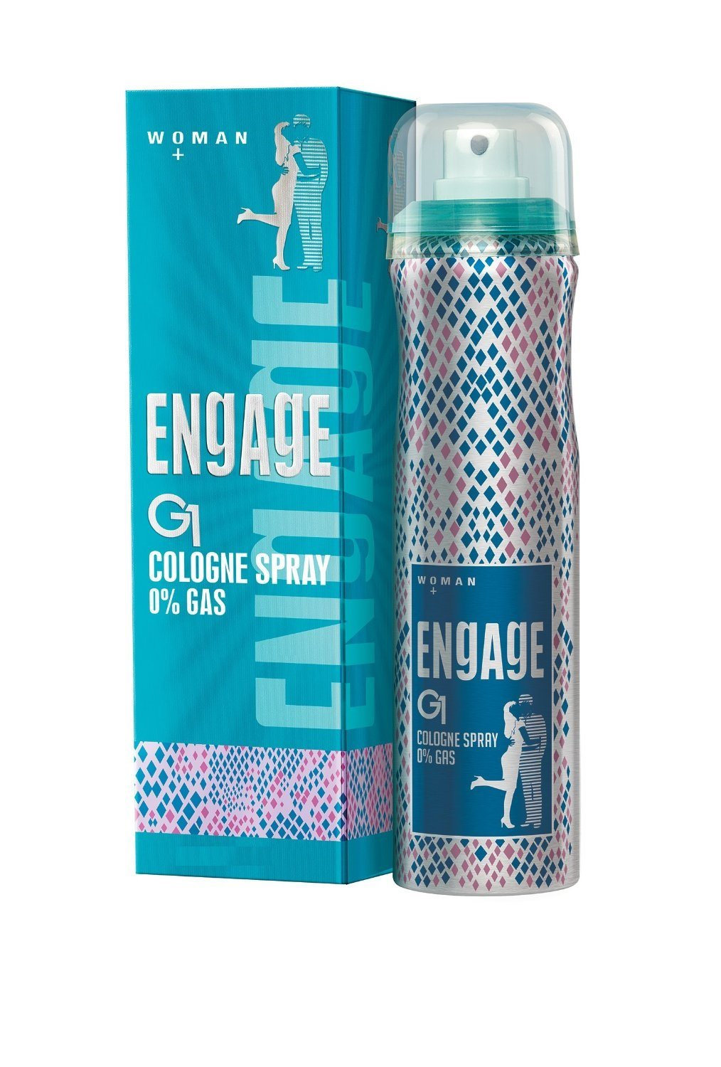 Engage G1 Cologne Spray For Women, 135ml product image