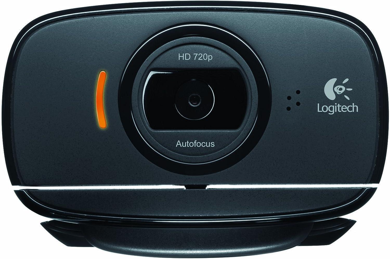 Logitech C525 USB HD Webcam