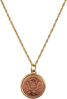 product image for American Coin Treasures Trident Coin Pendant Necklace