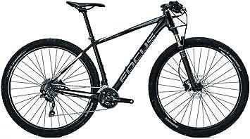 Focus Black Forest Lite 29 20G 29 - Bicicleta de montaña, altura ...