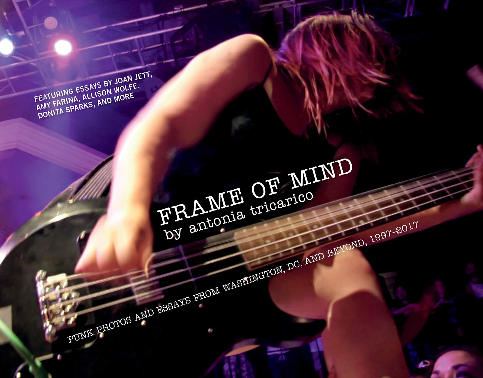 Amazon.com: Frame of Mind: Punk Photos and Essays from ...