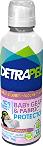 DetraPel Baby Gear & Fabric Protector - 5 oz. (150ml) - As Seen on Shark Tank