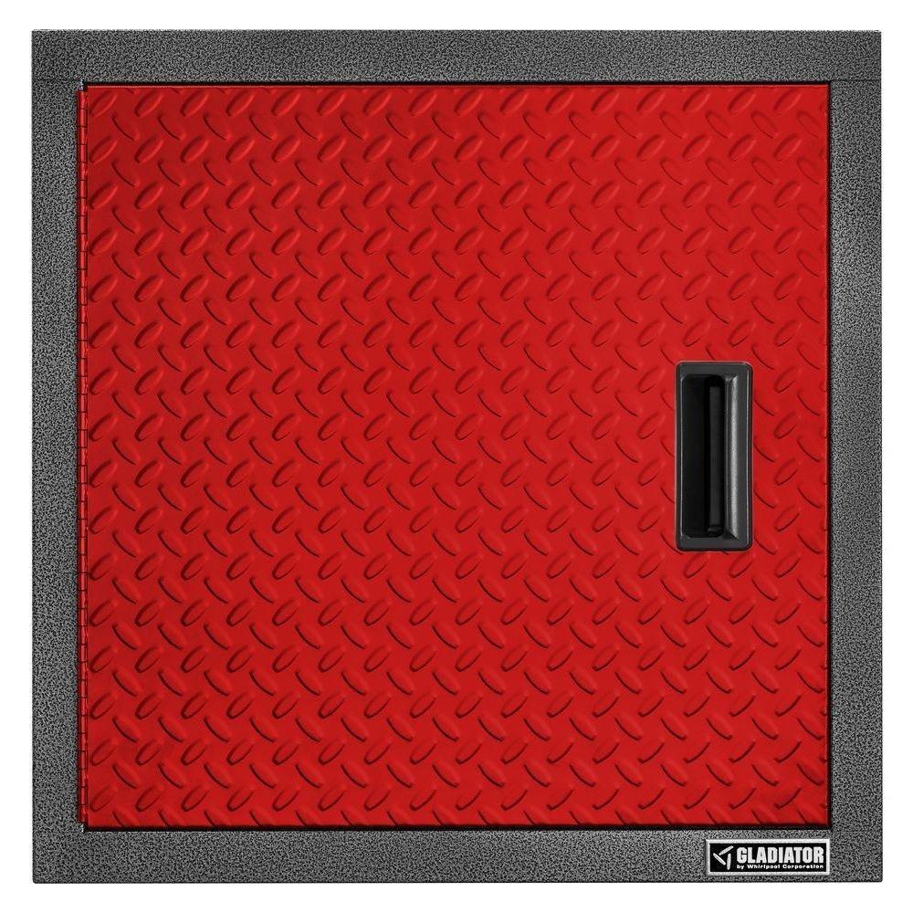 Gladiator GAWG241DDR Pre-Assembled Steel Cabinet, 24