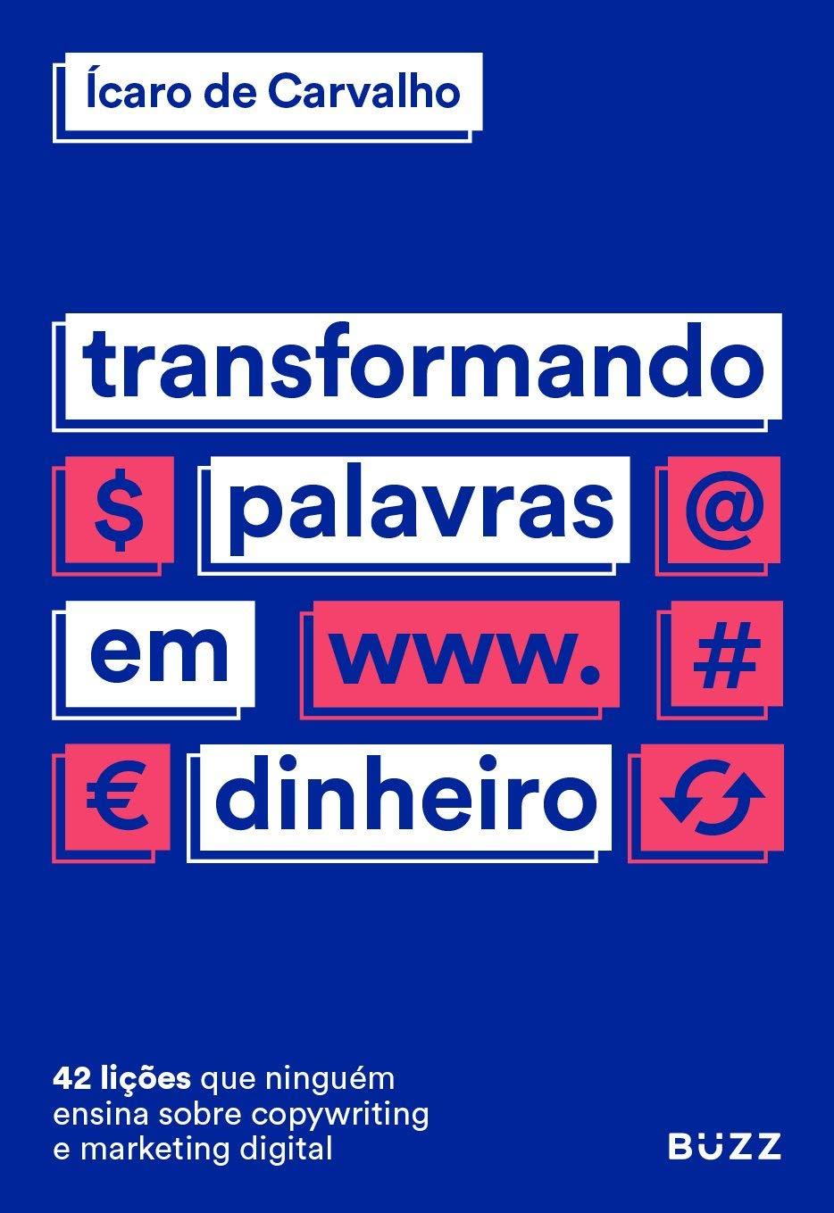 Transformando palavras em dinheiro   Amazon.com.br
