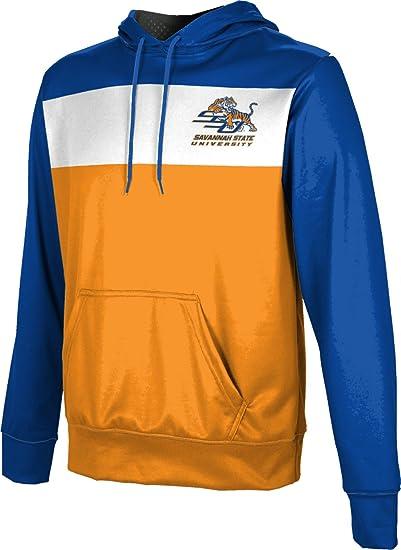Grunge School Spirit Sweatshirt ProSphere Savannah State University Girls Zipper Hoodie