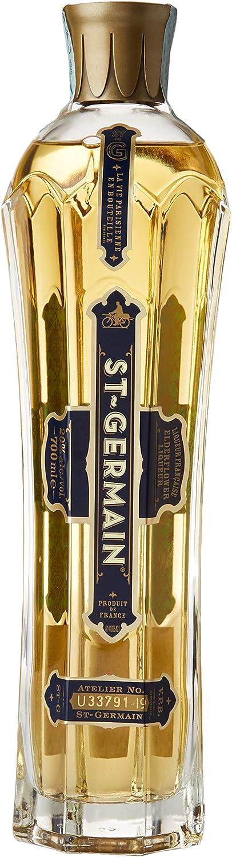 Liquore st-germain ai fiori di sambuco, per realizzare il cocktail hugo - 700 ml 4015127.1