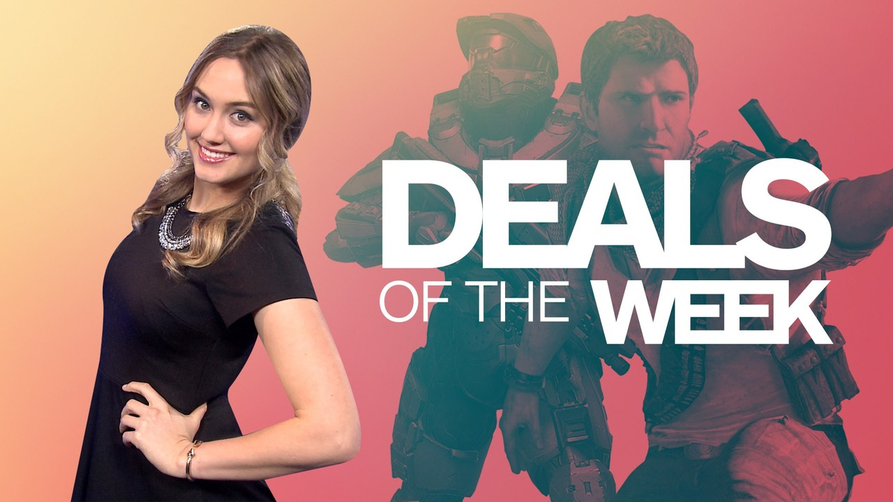 Deals on PS4 Consoles, Halo 5: Guardians, and More