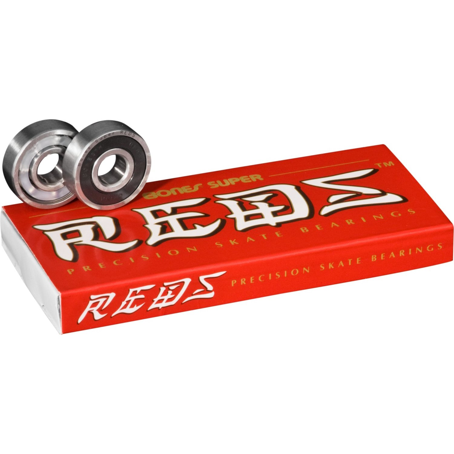 Bones Super Reds Precision Skate Bearings