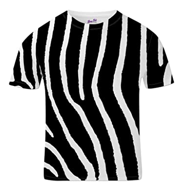 63f66df824c Bang Tidy Clothing All Over Print T Shirt Sublimation T-Shirts Zebra T  Shirts Mens Holiday T Shirts Festival Clothes Men