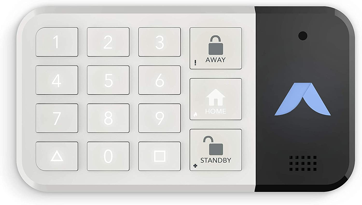 abode Keypad 2 | Arm & Disarm Your System | Detect Motion | Get Your System Status