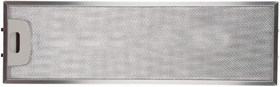 Recamania Filtro metalico Campana extractora Balay Bosch Compatible con Siemens 170x552mm 3BT730X01 435797: Amazon.es