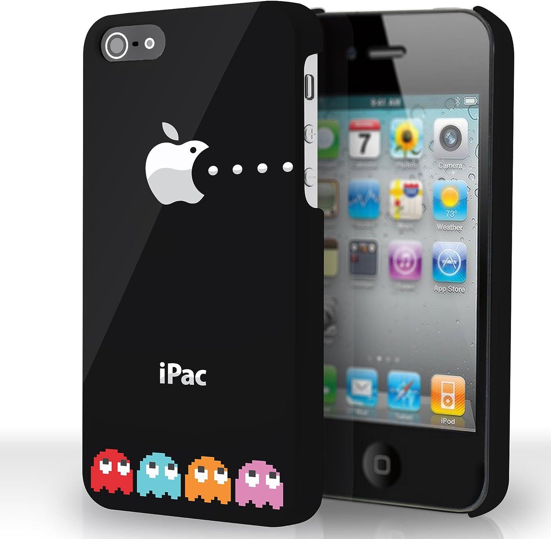 Coque pour iPhone 5 et 5S iPac (Apple version Pacman) - Kanto ...