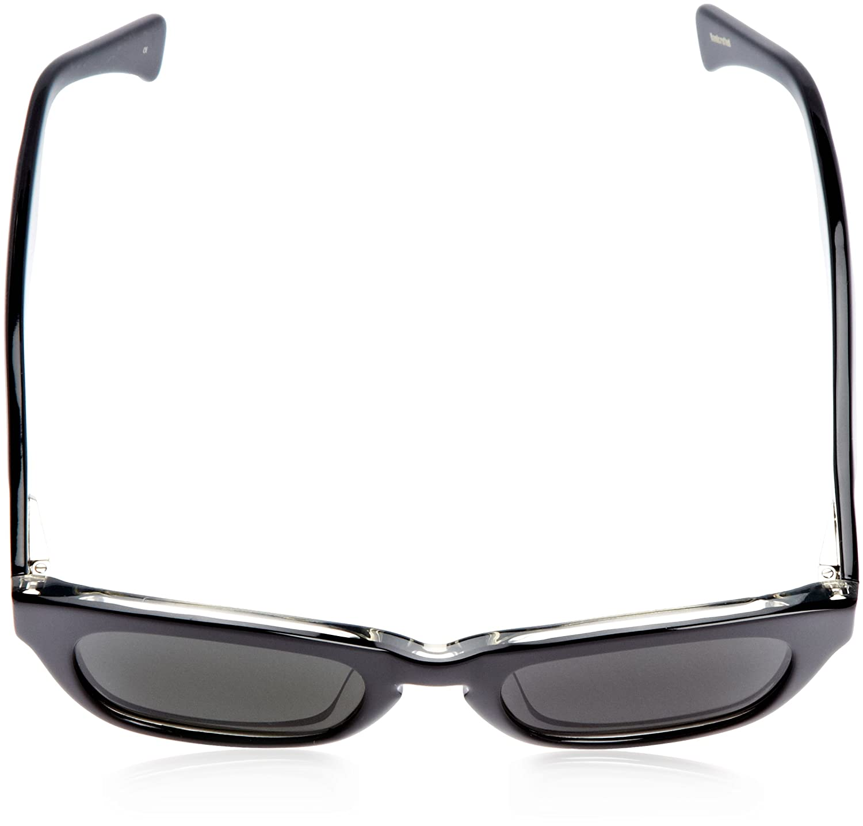 AM EYEWEAR Damen 48 ALLY-JEAN Wayfarer Sonnenbrille, Black