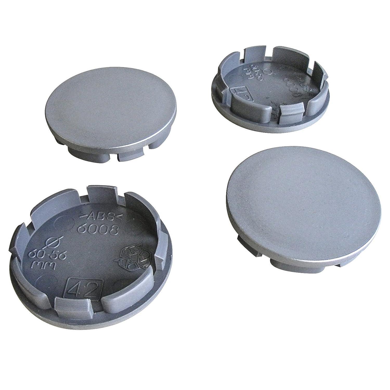 MYBA-S Lot de 4cache-moyeux universels 60mm/55,5mm outlet