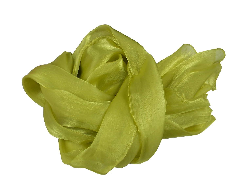 Avantgarde Stola cerimonia donna scialle elegante stole coprispalle a scelta raso lucido colore colour verde lime