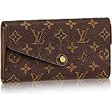 7dd9b5cc09a4b Amazon.com: Louis Vuitton Monogram Canvas Sarah Wallet Retiro ...