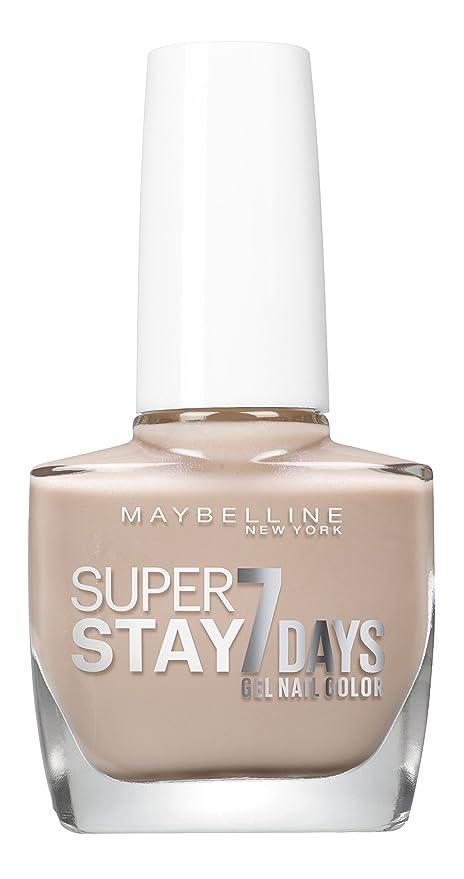 Esmalte de uñas Maybelline New York, color 890, barely nude, 1 ...