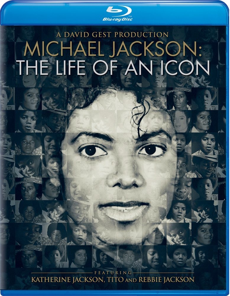 Blu-ray : Michael Jackson: The Life of an Icon (Digital Theater System, AC-3, , Slipsleeve Packaging, Widescreen)