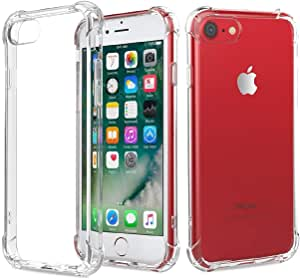 iPhone 6/6S transparent shockproof case