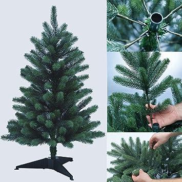 Amazon De Proheim Premium Voll Pe Weihnachtsbaum Inklusive Standfuss