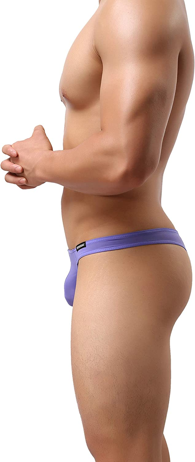 No Visible Lines. MuscleMate Mens Thong G-String Underwear Hot Mens ThongT-Back Underwear