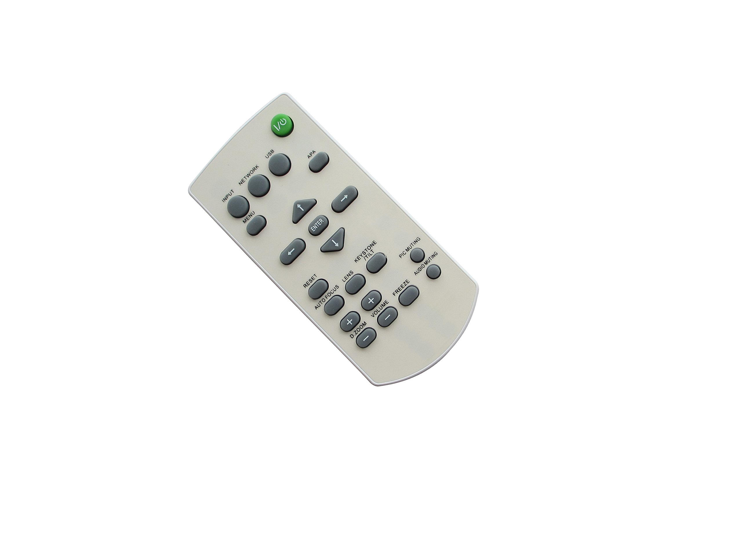 LCD Universal Replacement Remote Control Fit For Sony VPL-DW125 VPL-DX100 VPL-ES5 3LCD Projector