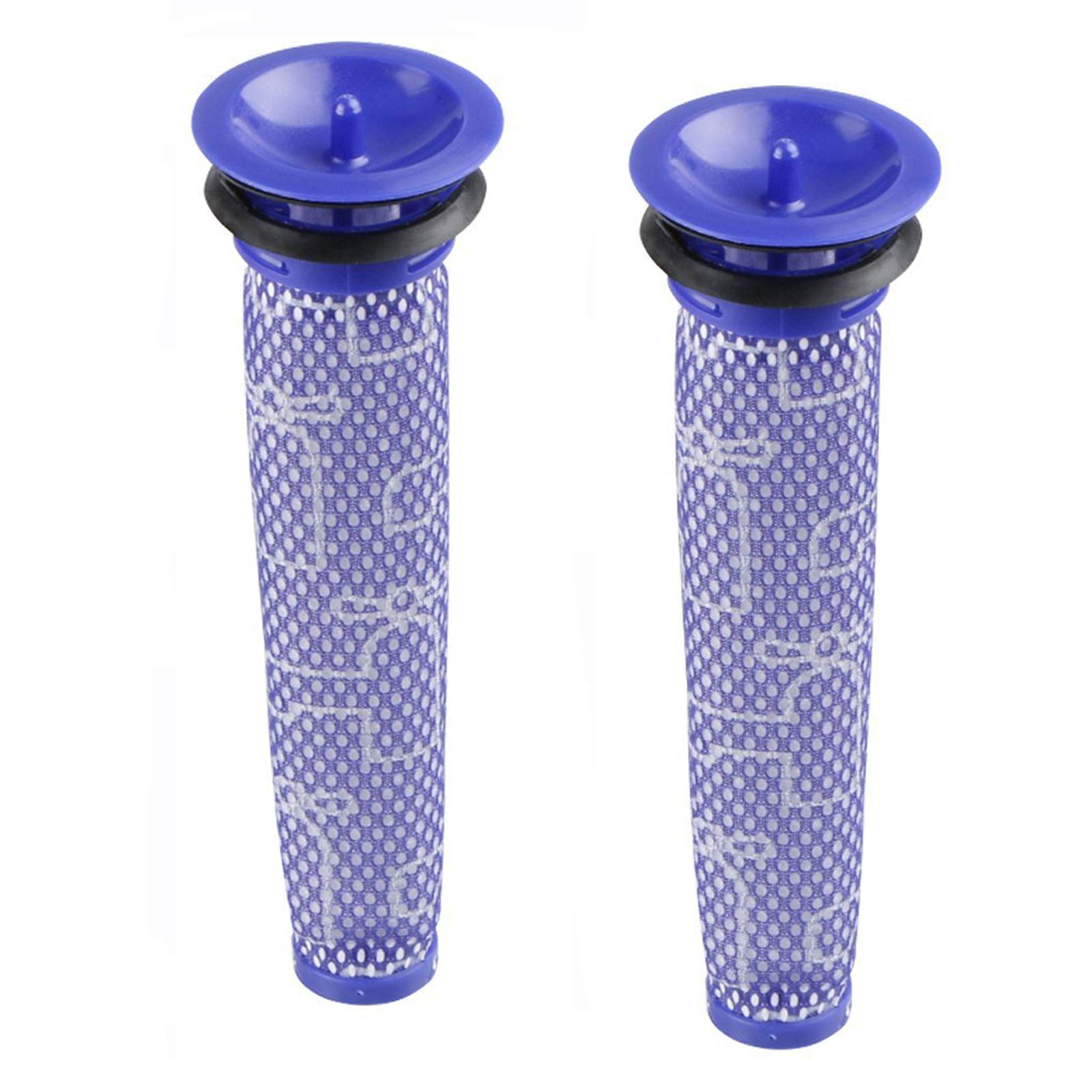 2 Pack Washable Pre Motor Filter for Dyson DC58 DC59 V6 V7 V8 Cordless Vacuum Cleaners ,2 Filters Replacements Part # 965661-01 by Aunifun
