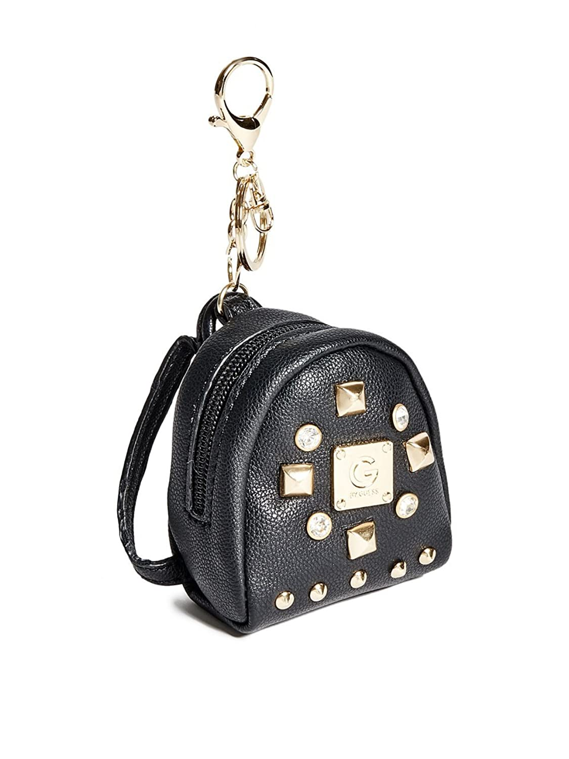 G by GUESS Women's GBG Studded Backpack Keychain