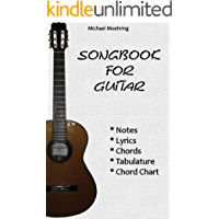 Songbook for Guitar (English Edition)