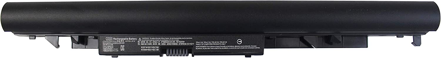 919700-850 JC03 919701-850 Laptop Battery for HP Pavilion 15-bs 15-bw 17-bs Series 15-bs0xx 15-bs1xx 15-bs015dx 15-bs013dx 15-bw033wm 15-bw053od 919681-421 HSTNN-LB7V 3inr19/66 Notebook.