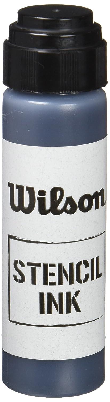 Wilson Tinta para cordaje, Stencil Ink, Negro, WRZ7426 BK