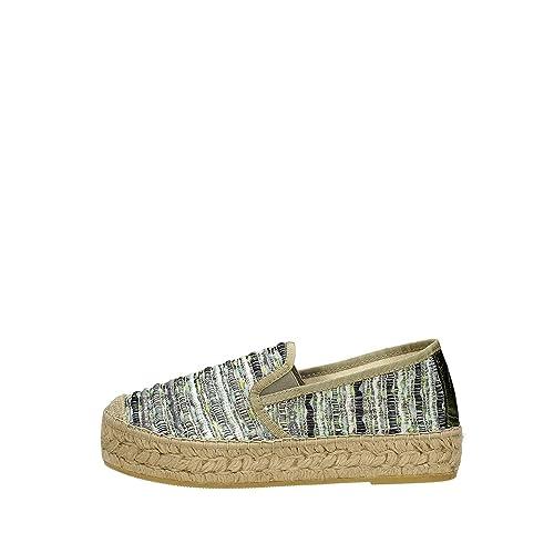 Vidorreta - Alpargatas para mujer verde Verde verde Size: 37: Amazon.es: Zapatos y complementos