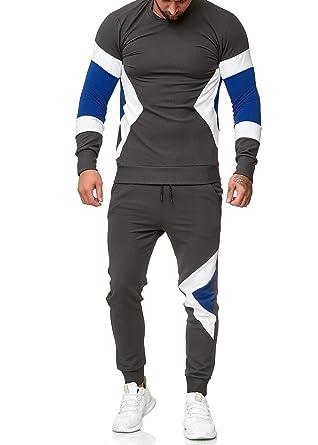 Ausverkauf Neuankömmling später OneRedox | Herren Trainingsanzug | Jogginganzug | Sportanzug | Jogging  Anzug | Hoodie-Sporthose | Jogging-Anzug | Trainings-Anzug | Modell 1215
