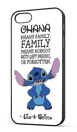 Walt Disney Lilo Et Stitch Ohana Signifie Famille Citation