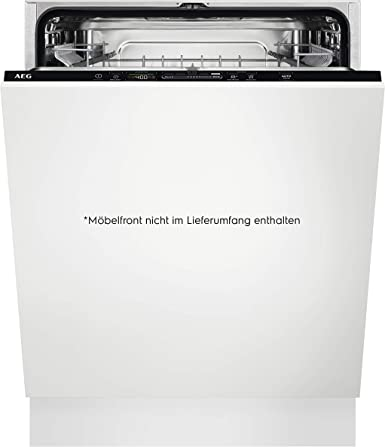 AEG FSB53627Z AirDry - Lavavajillas integrado (60 cm, perfecto ...