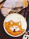 Morkka 3D Coffee Printer, 2017 Upgrade 2 Cups Latte