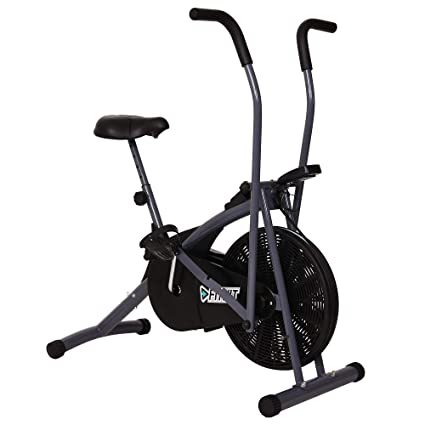 buy fitkit fk600 steel airbike with free installation assistance