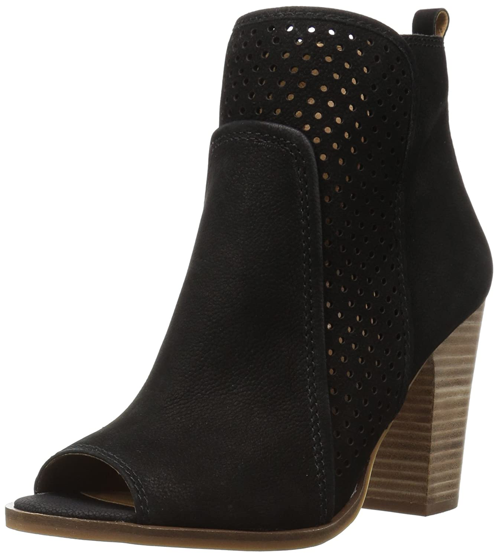 Lucky Brand Women's Lakmeh Ankle Bootie B01LXJ3OPY 10 B(M) US|Black