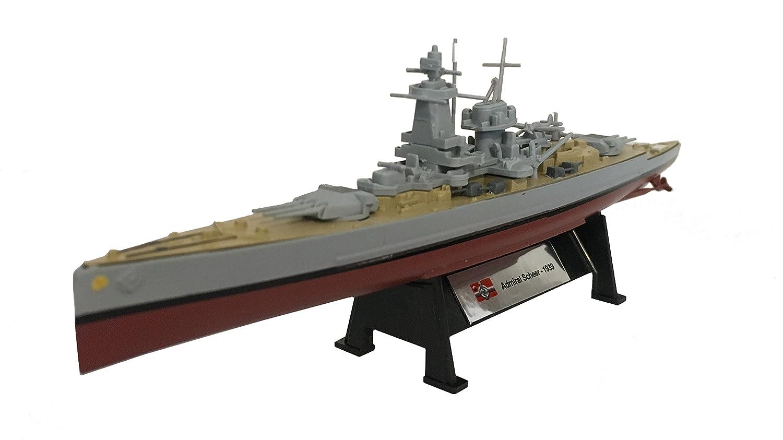 Admiral Scheer 1939 - 1:1000 Ship Model (Amercom ST-19)