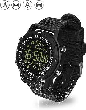 Smart Watch IP67, Hizek Waterproof Bluetooth 4.0 Relojes ...
