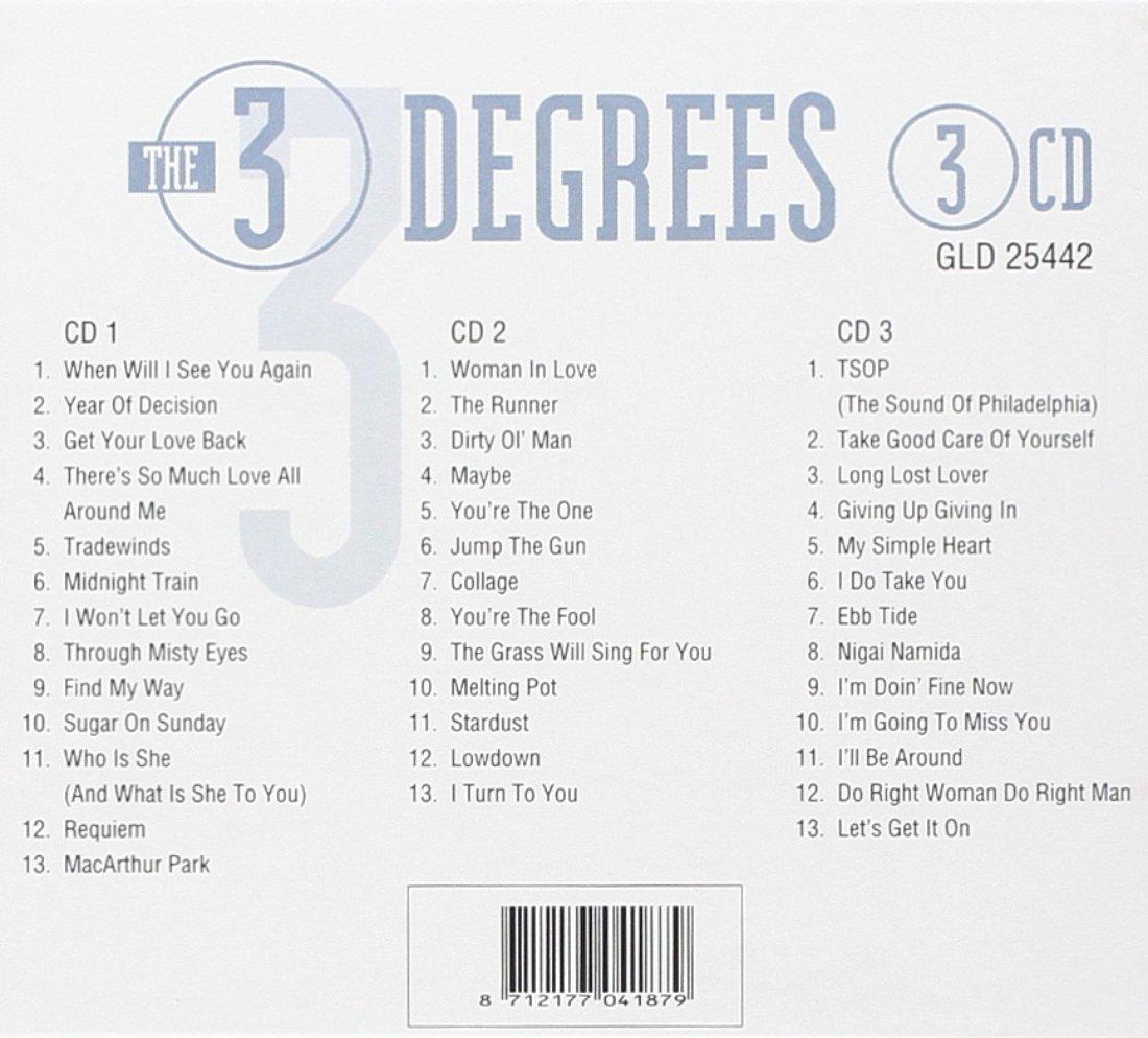 Three Degrees - Greatest Hits